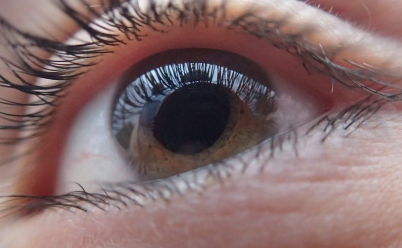 Oczy wraz z wiekiem tracą efektywność.